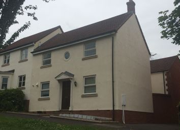 Thumbnail 3 bed semi-detached house to rent in Nichol Place, Taunton