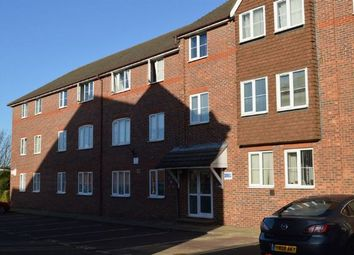 Thumbnail 1 bedroom flat to rent in Belmont Close, Upper Priory Street, Semilong, Northampton