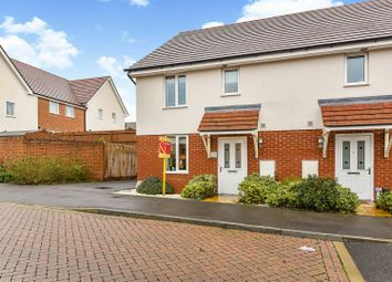Errington Road, Picket Piece, Andover SP11. 3 bed semi-detached house for sale