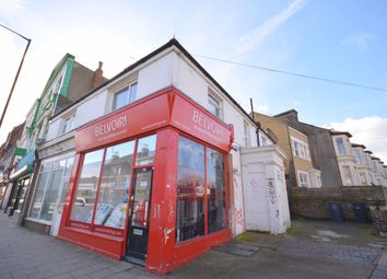 Thumbnail 1 bed flat to rent in Northdown Road, Cliftonville