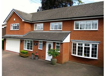 Thumbnail 6 bedroom detached house for sale in Histons Hill, Codsall, Wolverhampton