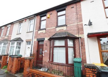 Thumbnail 3 bedroom terraced house for sale in Walford Street, Newport