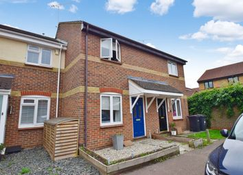 Thumbnail 2 bed terraced house for sale in Kingfisher Crescent, Rayleigh