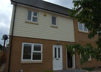 Thumbnail 3 bed terraced house to rent in Albert Gardens, Luton