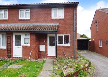 Thumbnail 2 bed end terrace house for sale in Baldwin Close, Bognor Regis
