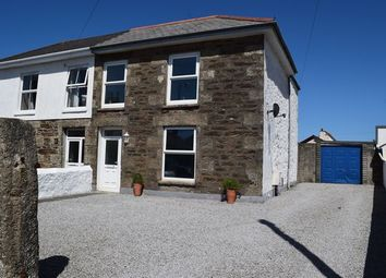 Thumbnail 3 bed semi-detached house for sale in Chapel Terrace, Chili Road, Illogan Highway, Redruth