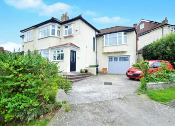 Thumbnail 4 bedroom semi-detached house for sale in Laurie Crescent, Henleaze, Bristol