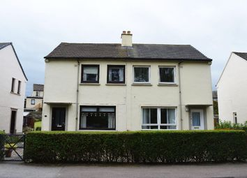 Thumbnail 2 bed semi-detached house for sale in Hillside Road, Campbeltown