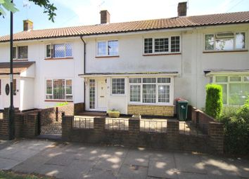 Thumbnail 3 bed terraced house for sale in Chichester Close, Crawley