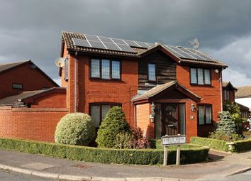 Thumbnail 4 bedroom detached house to rent in Field View, Cambridge