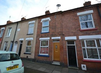 Thumbnail 2 bed terraced house for sale in Avenue Road Extension, Leicester
