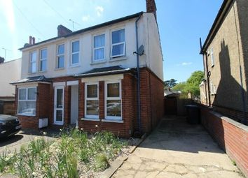 Thumbnail 3 bed semi-detached house for sale in Alan Road, Ipswich