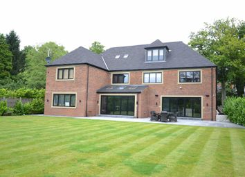 Thumbnail 5 bedroom detached house to rent in Styal Road, Wilmslow