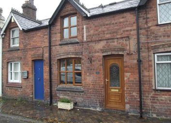 Thumbnail 2 bed terraced house for sale in Elm Cottages, Chester Road, Padeswood, Mold