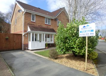 Thumbnail 3 bed semi-detached house for sale in Tal Y Coed, Hendy, Swansea.