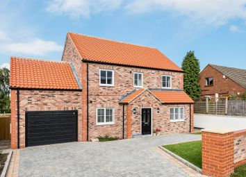 Thumbnail 4 bed detached house for sale in Westfield Lane, South Milford, Leeds
