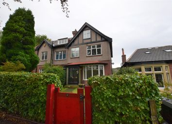 Thumbnail 5 bed semi-detached house to rent in Beechfield Road, Birkby, Huddersfield