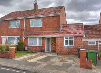 Thumbnail 3 bed semi-detached house for sale in Tomlea Avenue, Bedlington