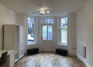Thumbnail Studio to rent in Wilbury Gardens, Hove, East Sussex