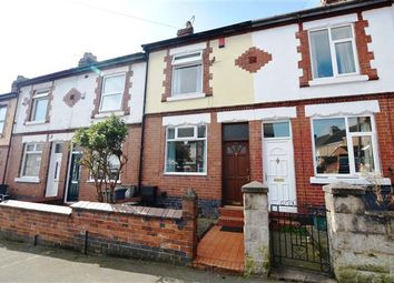 Thumbnail 2 bed terraced house for sale in Grosvenor Avenue, Oakhill, Stoke-On-Trent