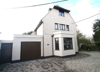 Thumbnail 4 bed detached house for sale in Sherford Road, Elburton, Plymouth