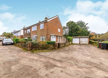 Thumbnail 3 bed semi-detached house for sale in Monastery Gardens, Rotherfield, Crowborough