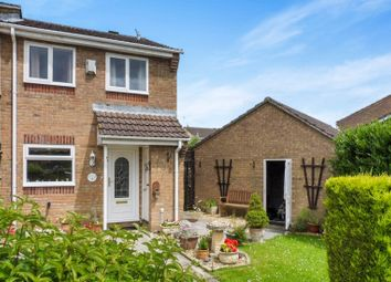 Thumbnail 3 bed semi-detached house for sale in Victoria Drive, Lyneham, Chippenham