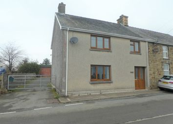 Thumbnail 3 bed semi-detached house for sale in Dihewyd, Nr. Aberaeron