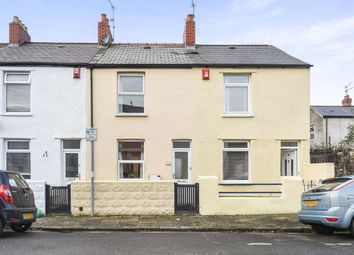 Thumbnail 2 bedroom terraced house for sale in Grouse Street, Roath, Cardiff