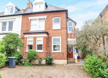 Thumbnail 6 bed semi-detached house for sale in Chase Green Avenue, Enfield