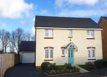 Thumbnail 4 bed detached house for sale in Castleton Grove, Haverfordwest