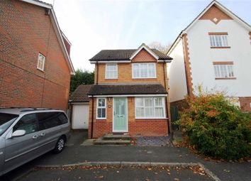 Thumbnail 3 bed detached house to rent in Two Rivers Way, Newbury