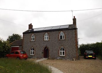Thumbnail 4 bedroom detached house for sale in Knapton, North Walsham, Norfolk