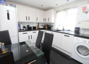 Thumbnail 2 bed semi-detached house for sale in Richborough, Milton Keynes