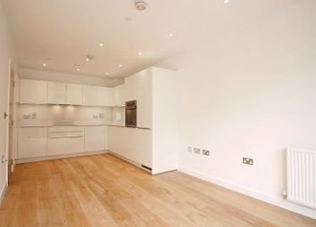 Thumbnail 1 bed flat to rent in Turnberry Quay, London