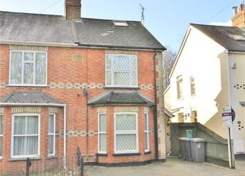 Thumbnail 3 bed semi-detached house for sale in St Judes Road, Englefield Green, Surrey