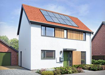 Thumbnail 3 bed detached house for sale in Norwich Road, Hingham, Norwich