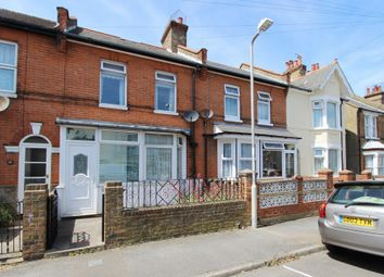 Thumbnail 3 bed terraced house for sale in Downs Road, Walmer