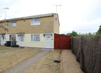 Thumbnail 2 bedroom end terrace house for sale in Culverwell Road, Chippenham
