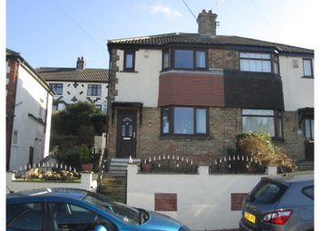 Thumbnail 2 bed semi-detached house for sale in Hill Court Drive, Bramley