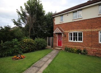 Thumbnail 3 bed semi-detached house for sale in Huxterwell Drive, Balby, Doncaster, South Yorkshire