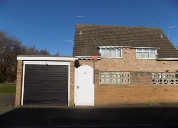 Thumbnail 2 bedroom semi-detached house to rent in Medway Close, Brierley Hill