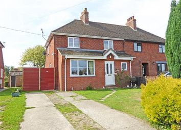 Thumbnail 3 bed semi-detached house for sale in School Road, Elmswell, Bury St. Edmunds