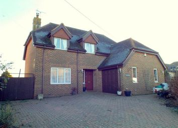 Thumbnail 4 bedroom detached house for sale in Greenfields, The Street, East Langdon, Dover
