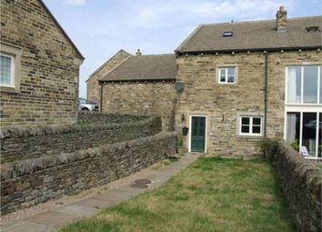 Thumbnail 4 bed end terrace house for sale in Denholme House Farm Drive, Denholme, Bradford, West Yorkshire