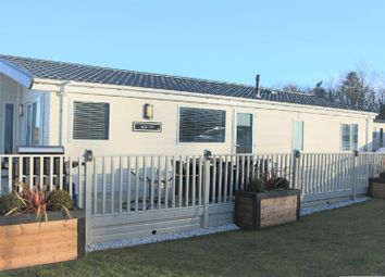 Thumbnail 2 bed lodge for sale in Thurston Manor Leisure Park, Dunbar