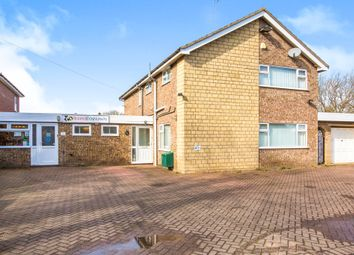 Thumbnail 4 bed detached house for sale in Poplars Close, Raunds, Wellingborough