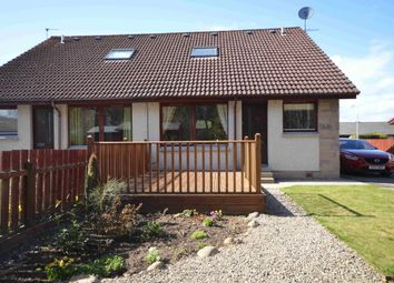 Thumbnail 2 bed terraced house to rent in Drumdevan Road, Inverness