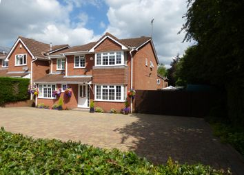 Thumbnail 5 bed detached house for sale in Littleworth Road, Hednesford, Cannock