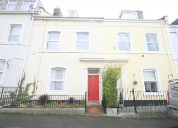 Thumbnail 1 bed flat for sale in Park Street, Stoke, Plymouth